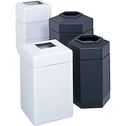 Safco® Trophy Collection® Indoor/Outdoor Receptacles