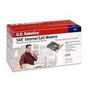 U.S. Robotics 56K Internet Call Modem