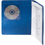 Fellowes Adhesive CD Holders, 5/Pack