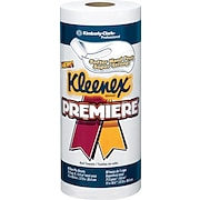 Kleenex® Premier Perforated Paper Towel Rolls, 1-Ply. 20/Case