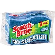 Scotch-Brite ® Scrub Sponges, 3/Pack