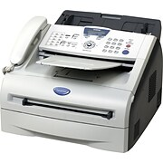 Brother® Refurbished IntelliFAX® 2820 Laser Plain-Paper Fax