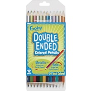 Foohy® Double-Ended Colored Pencils