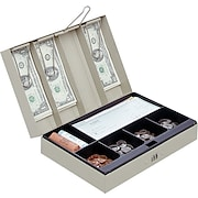 MMF Industries™ Cash Box with Combination Lock