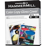 """HammerMill® Color Copy Gloss Cover, 8 1/2"""" x 11"""""""