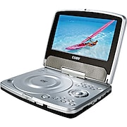 "Coby TFDVD7333 7"" TFT Portable DVD Player"