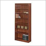 SAFCO Workspace 7-Shelf Veneer Baby Bookcases