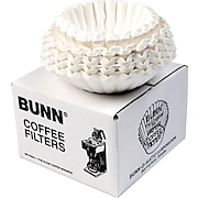 Bunn® 12-Cup Coffee Filters, 250/Pack