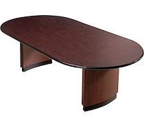 Rectangular and Oval Conference Room Tables