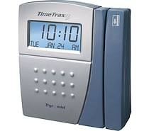 Automated Time Clocks