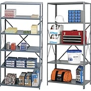 Safco Commercial Steel Shelving