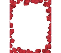 <span style = color:red>Valentines Day Stationery</span>