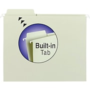 Smead® FasTab™ Hanging File Folders