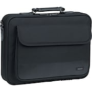"SOLO® Classic Collection Laptop Case, Black, 15.4"""