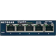 Netgear ProSafe® 5-port Gigabit Ethernet Desktop Switch