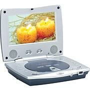 "Supersonic 7"" (SCC-177DVD) Portable DVD Player"