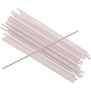 Stirrers/Sipper Straws, 1,000/Pack