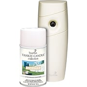 TimeMist® Yankee Candle® Air Freshener Starter Kit and Refills