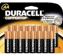 AA/AAA/9V/C/D Batteries