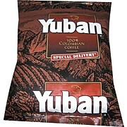 Yuban® Ground Coffee Packets