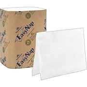 EasyNap® <span style=color:green>100% Recycled</span> Embossed Paper Dispenser Napkins, 2-Ply