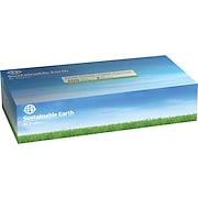 Sustainable Earth by Staples® Facial Tissues, 2-Ply