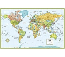 Flags Maps Magnifiers