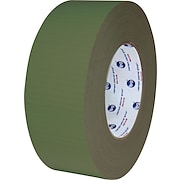 """Intertape® AC20 Cloth Duct Tape, Olive Drab, 2"""" x 60 yds., 3/Pack"""