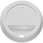SOLO® White Traveler® Lids