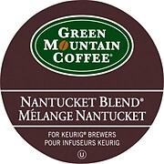 Keurig® K-Cup® Green Mountain® Nantucket Blend Coffee, Regular, 18 Pack