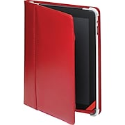Cyber Acoustics IC-1000RD Leather iPad™ Cover/Case