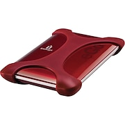 Iomega eGo™ Ruby Red 1TB SuperSpeed USB 3.0 Portable Hard Drive