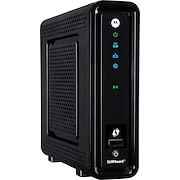 Motorola SBG6580 SURFboard DOCSIS 3.0 eXtreme Broadband Cable Modem Gateway