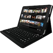 Adesso Campagno™ Bluetooth® Keyboard Case For Motorola Xoom