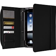 Targus Zierra™ Leather Portfolio for iPad® 1 & 2