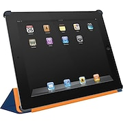 Macally Protective Cover and Stand for iPad™ 2, Blue