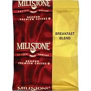 Millstone® Premeasured Breakfast Blend Coffee,Regular, 1.75 oz., 24 Packets