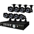 Night Owl 8BL-85GB: 8 Channel H.264 Complete Video Security Kit