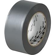 "3M™ 3903 Silver Duct Tape, 2"" x 50 yds., 3 Rolls/Case"