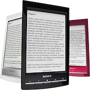 Sony® PRS-T1 Wi-Fi Touch E-readers
