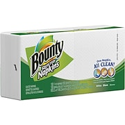 Bounty® Quilted Napkins, 1-Ply, 100/pack
