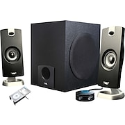 Cyber Acoustics 5.2 Watt 3-Piece Speaker System