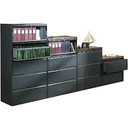 """HON® Brigade™ 800 Series 42"""" - Wide 2, 3, 4 and 5 Drawer Lateral File / Storage Cabinets"""