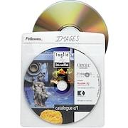 Fellowes CD Sleeves, 25/Pack