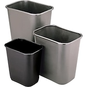 Brighton Professional™ Plastic Wastebaskets