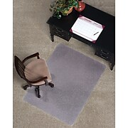 "Staples® BerberMat Chairmat, Rectangular, 46"" x 60"""