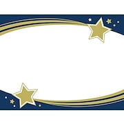 Shooting Stars Foil Certificate