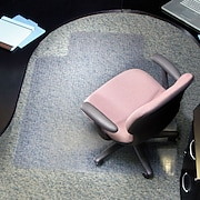 Staples® Extra-High Pile Carpet Chairmats