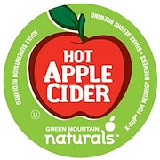 Keurig® K-Cup® Green Mountain Naturals™ Hot Apple Cider, 16 Pack