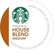 Keurig® K-Cup® Starbucks® House Blend Coffee, Regular, 16 Pack